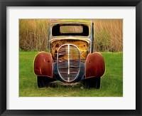 Framed Radiant Vintage