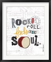 Framed Rock and Roll 1