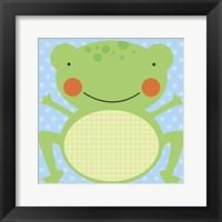 Framed Froggy 2