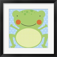 Framed Froggy 2