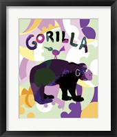 Framed Gorilla