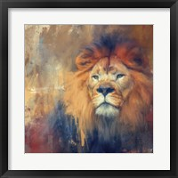 Framed Lion Energy