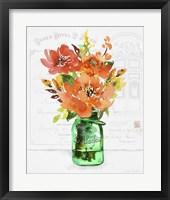 Le Parfait Jar A Framed Print