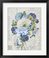 Framed Bouquet Francais C