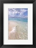 Framed Natural Wonder Maldives
