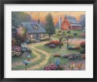Framed Cottage on the Farm