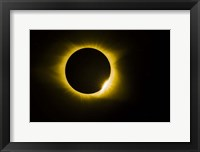 Framed Diamond Ring Eclipse