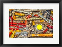 Framed Tools Of the Trade 1