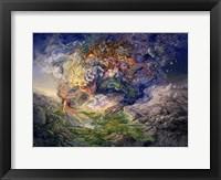 Framed Breath Of Gaia