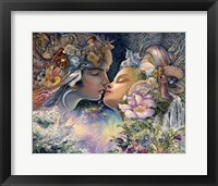 Framed Prelude To A Kiss