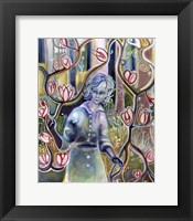 Framed In the Vines