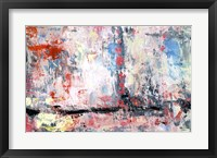 Framed Abstract 17