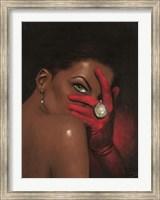 Framed Red Velvet