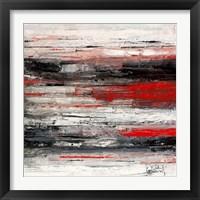 Framed Abstrakt I