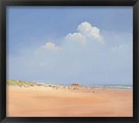Framed Day on the Beach