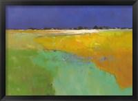 Framed Colourful Land