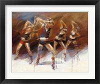 Framed Dance Up