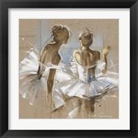 Framed White Dress II