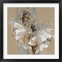 Framed White Dress III
