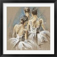 Framed White Dress IV
