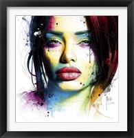 Framed Aurelie