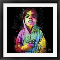 Framed Gangsta Child, King of Street