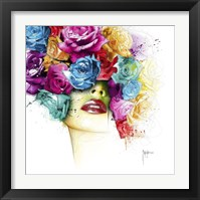 Framed La Vie en Rose