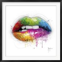 Framed Lipstick