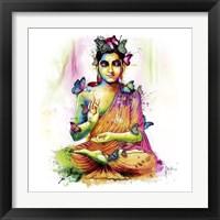 Framed Siddhartha