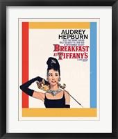 Framed Breakfast at Tiffany's
