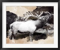 Framed Forest Elk Call