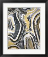Framed Metallic Flow III