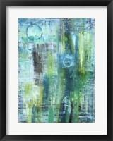 Framed Rain Dance Series 1