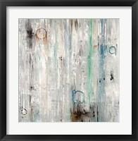 Framed Rain Dance Series 4