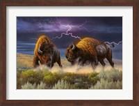 Framed Thunderstruck