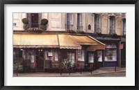 Framed Cafe Jacob