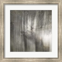 Framed Antique Wildlife Elk