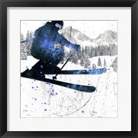 Framed Extreme Skier 01