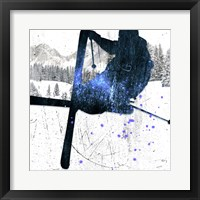 Framed Extreme Skier 02