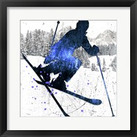Framed Extreme Skier 05