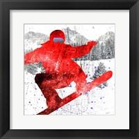 Framed Extreme Snowboarder 01