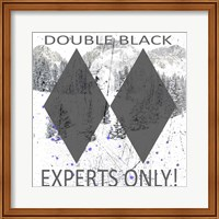 Framed Extreme Snowboarder Double Black