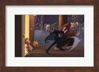 Framed Tim
