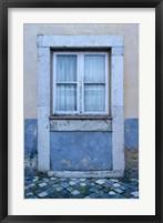 Framed Lisbon Door 3