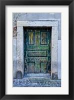 Framed Lisbon Door 4