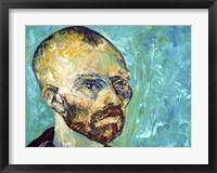 Framed Vincent van Gogh
