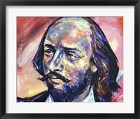 Framed William Shakespeare