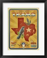 Framed Texas