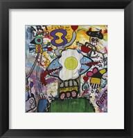 Framed Art Lover