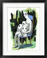 Framed Ghost Kids